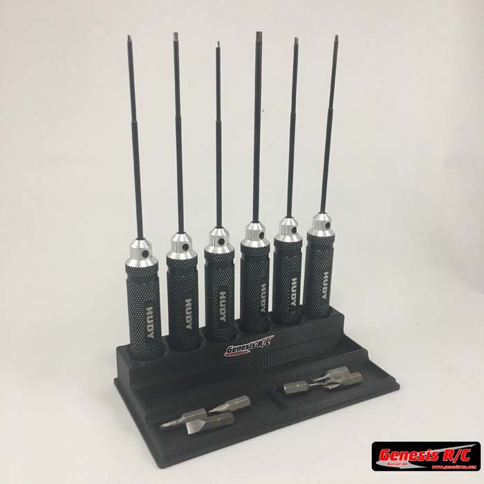 Genesis R/C GRC802 – 3D Printed Tool Stand